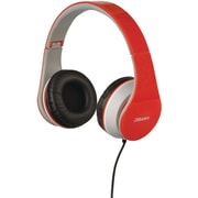 2BOOM HPM100R Professional Sound Bluetooth Headphones, Red