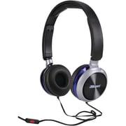 2BOOM HPM490B Power Jam Hi-Def Stereo Headphones, Blue