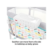 Fisher-Price Soothing Motions Bassinet, Multicolor (DPV72)