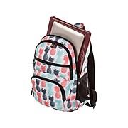 Bond Street Laptop Backpack, Pineapple, Multicolor (BKP5024BS-Pineapple)