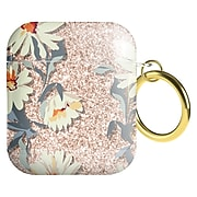 Ellie Los Angeles Case for AirPods, Gold Daisy (LEAC-0009)