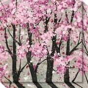 "Amanti Art Canvas Art Gallery Wrap Spring Theme by Helena Alves, 20""W x 20""H (DSW3637006)"