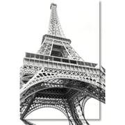 "Amanti Art Canvas Art Gallery Wrap Eiffel up Close by Laura Marshall 20""W x 30""H  (DSW3885710)"