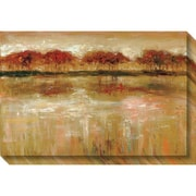 "Amanti Art Canvas Art Gallery Wrap Paxton Cove  by Jack Roth 30""W x 20""H, (DSW3906489)"