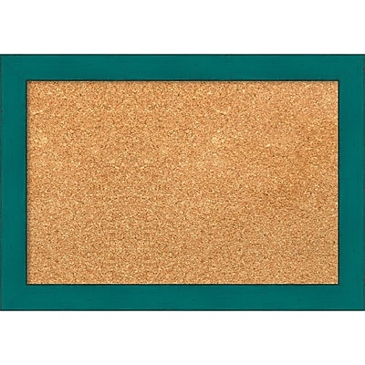 Amanti Art Small French Teal Rustic 20