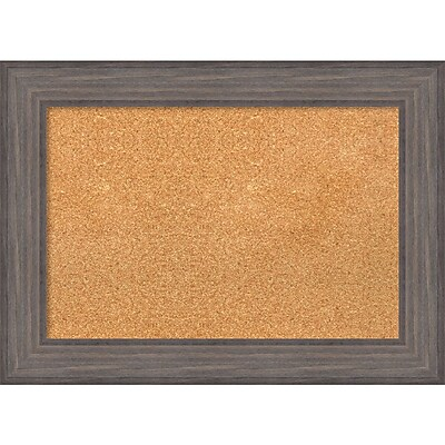 Amanti Art Medium Country Barnwood 30