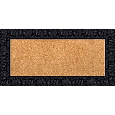 Amanti Art Panel Black Luxor 36