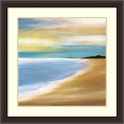 Amanti Art Framed Art Print Distance by Mary Johnston 34