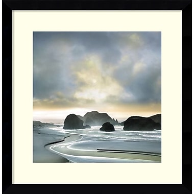 Amanti Art Framed Art Print Morning Breaking by William Vanscoy 17