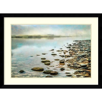 Amanti Art Framed Art Print Stillness by Dianne Poinski 46