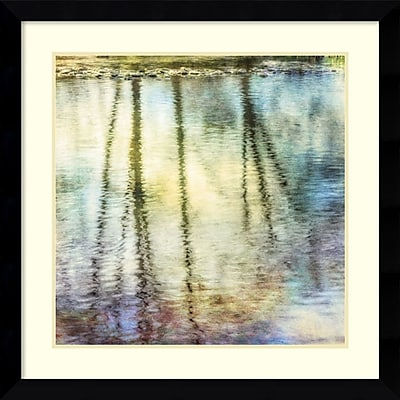 Amanti Art Framed Art Print Sunset Ripple 1 by Dianne Poinski 33