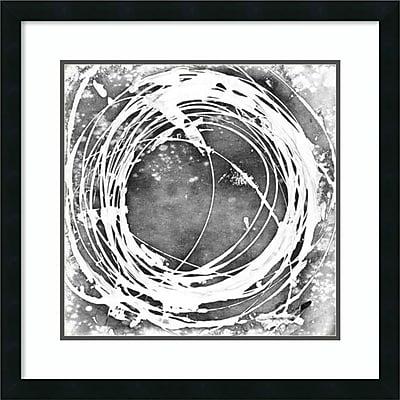 """""""""""Amanti Art Framed Art Print Three-Sixty I by Ethan Harper 26""""""""""""""""W x 26""""""""""""""""H Frame Satin Black (DSW3909226)"""""""""""" 24011012"""