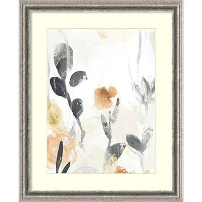 Amanti Art Framed Art Print Garden Flow I (Floral) by June Vess 27