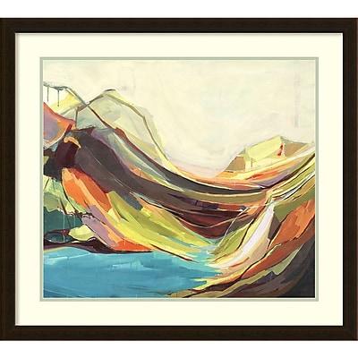 Amanti Art Framed Art Print Mount Desert Isle by Amanda K. Hawkins 31