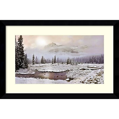 Amanti Art Framed Art Print Sacred Presence by David M (Maclean) 36