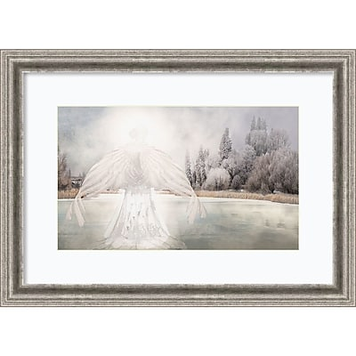 Amanti Art Framed Art Print I Am Peaceful Angel, 29