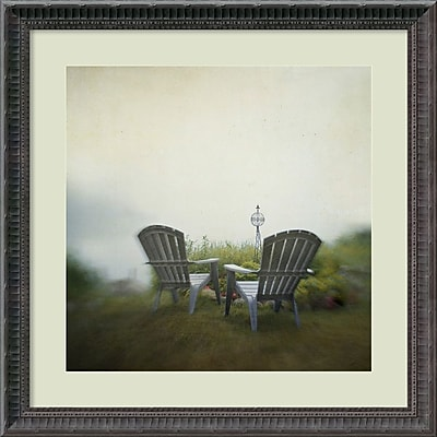 """""""""""Amanti Art Framed Art Print Being Present in the Moment by Dawn D. Hanna 23"""""""""""""""" x 23""""""""""""""""H, Frame Black (DSW3909472)"""""""""""" 24010890"""