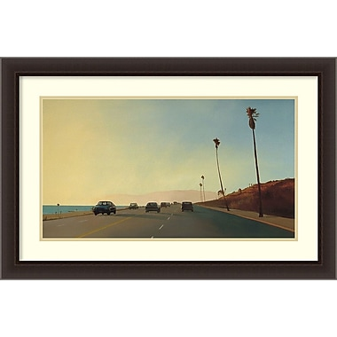 Amanti Art Framed Art Print California Road Chronicles #16 by Relja Penezic 36