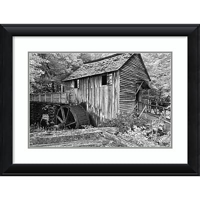 Amanti Art Framed Art Print Cable Mill Cades Cove by Winthrope Hiers 34