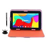 "Linsay 7"" Tablet, WiFi, 2GB RAM, 32GB, Android, Multicolor (F7UHDBCNYSP)"