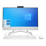 HP 24-df1076 All-in-One Desktop Computer, Intel i5-1135G7, 16GB RAM, 512GB SSD