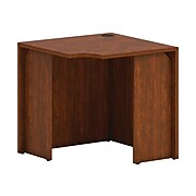 "HON Mod 30"" Corner Desk Shell, Russet Cherry (HLPLCS30.LRC1)"