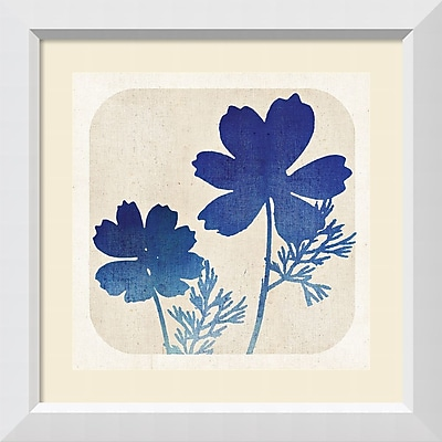 Amanti Art Framed Art Print Batik Garden I (Floral) by Studio Mousseau 23