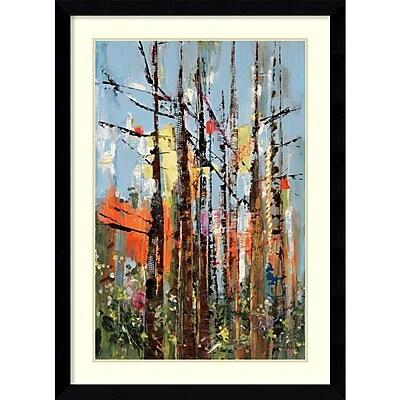 Amanti Art Framed Art Print Eclectic Forest by Rebecca Meyers 33