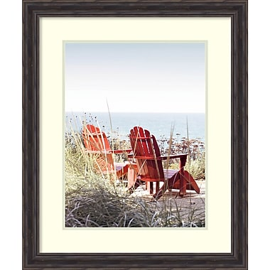 Amanti Art Framed Art Print Afternoon by the Lake II by Brookview Studio 25