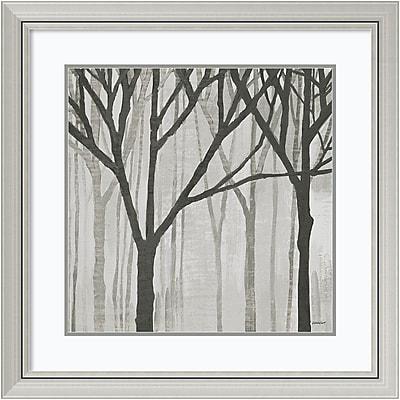 Amanti Art Framed Art Print Spring Trees Greystone III by Kathrine Lovell 30