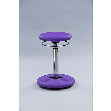 Kore Kids Adjustable Height Wobble Chair Purple KOR2599