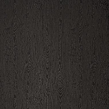 LUX 12 x 12 Cardstock 50/Pack, Brasilia Black Woodgrain (1212-C-S04-50)