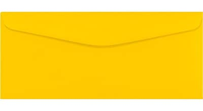 LUX #9 Regular Envelopes (3 7/8 x 8 7/8) 250/Pack, Sunflower (LUX-4855-12-250)