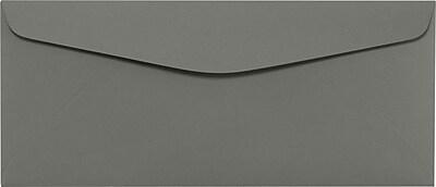 LUX #10 Regular Envelopes (4 1/8 x 9 1/2) 1000/Pack, Smoke (LUX4260221000)