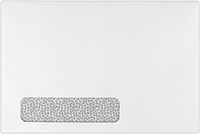 LUX 6 x 9 Booklet Window Envelopes