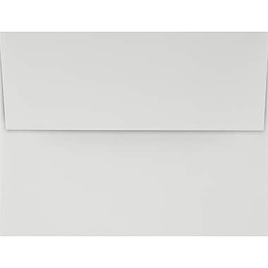 LUX A4 Invitation Envelopes (4 1/4 x 6 1/4) 250/Pack, Pastel Gray (SH4872-03-250)
