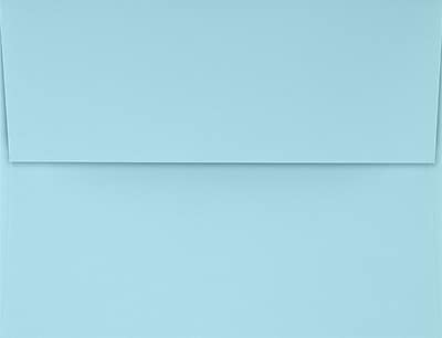 LUX A4 Invitation Envelopes (4 1/4 x 6 1/4) 1000/Pack, Pastel Blue (SH4872-01-1000)