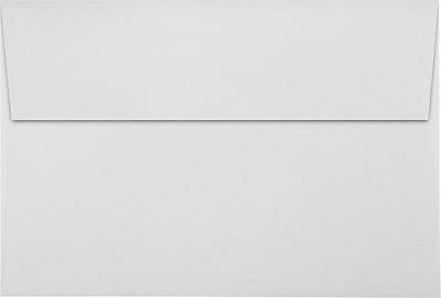 LUX A8 Invitation Envelopes (5 1/2 x 8 1/8) 500/Pack, Pastel Gray (SH4885-03-500)