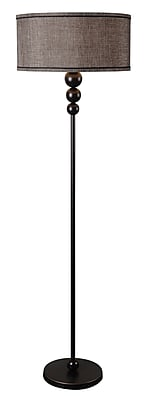 Kenroy Home Incandescent Floor Lamp Oil Rubbed Bronze Finish (32820ORB)