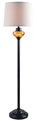 Kenroy Home Incandescent Floor Lamp Oil Rubbed Bronze Finish (32881ORB)
