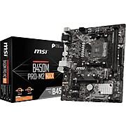 MSI B450 PRO-M2 MAX Desktop Motherboard (B450MPM2MAX)