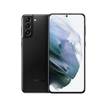 Samsung Galaxy S21+ 5G Unlocked Cell Phone, 256GB, Phantom Black (SM-G996UZKEXAA)