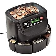 Cassida C200 Coin Sorter, 5 Compartments (C200)