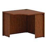 "HON Mod 36"" Corner Desk Shell, Russet Cherry (HLPLCS36.LRC1)"