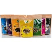 Basse Good Spirit Energy, Good Karma, HighVibe Power, Serenity Savory & Buenavibra Performance Mixes, 7/Pack (BDL0009-CP1)