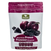 Basse Dried Fruits Pitted Prunes 1 lb.