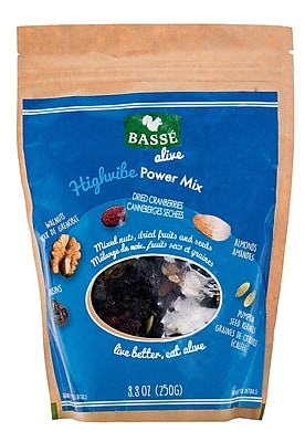 Basse Alive Highvibe Power Mix, 4/Pack (8.8oz.)