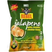 Aubrey D. Cheesy Jalapeno White Cheddar Potato Chips (245703)