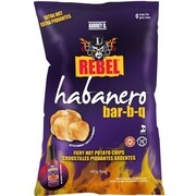 Aubrey D. Extra Hot Habanero BBQ Style Potato Chips, (245719)