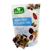 Basse Highvibe Power Mix Single Snack Packs, 2/Pack (BAG29140)
